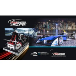 HK Formula E-Prix Simulation Partner Announcement