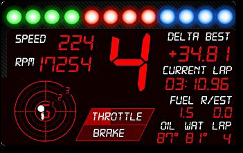 Revolutionary New Sim Racing telemetry system built for